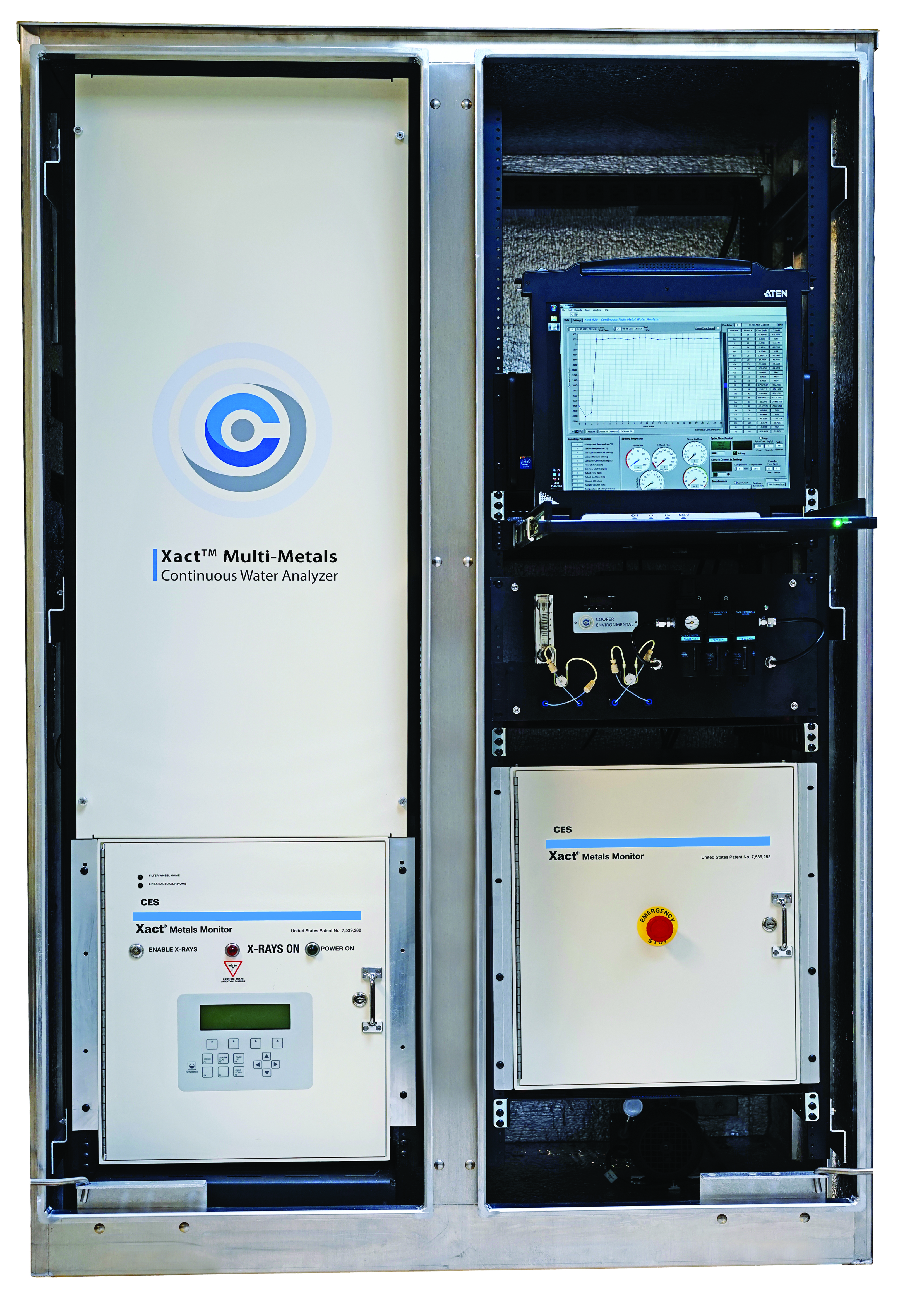 Continuous Metals Water Monitor - Cooper Environmental